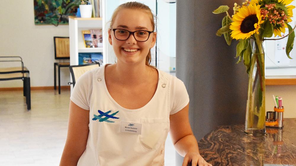 Muriel Sommer, MPA 2. Lehrjahr