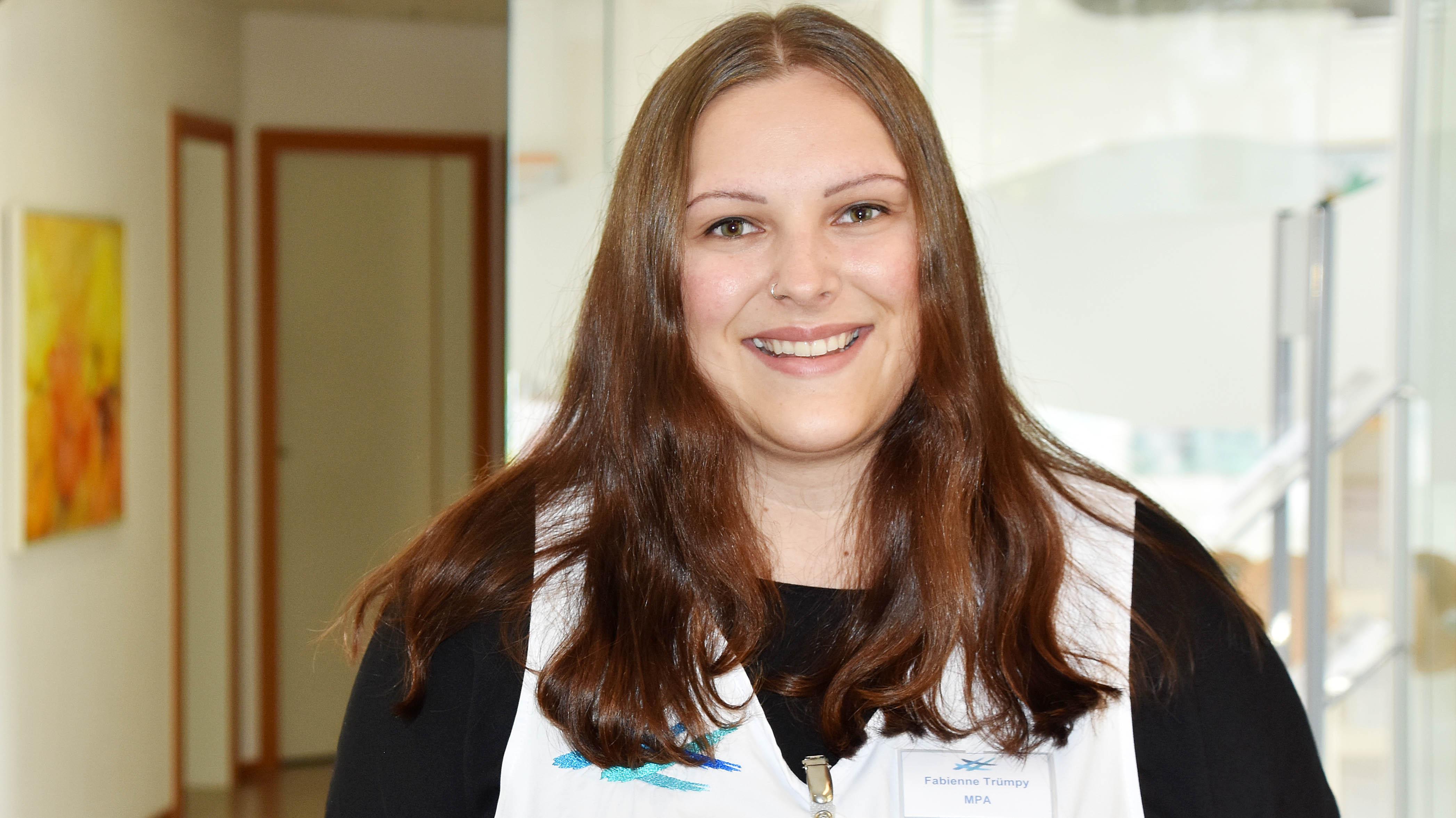 Fabienne Trümpy, MPA, Ernährungsberatung